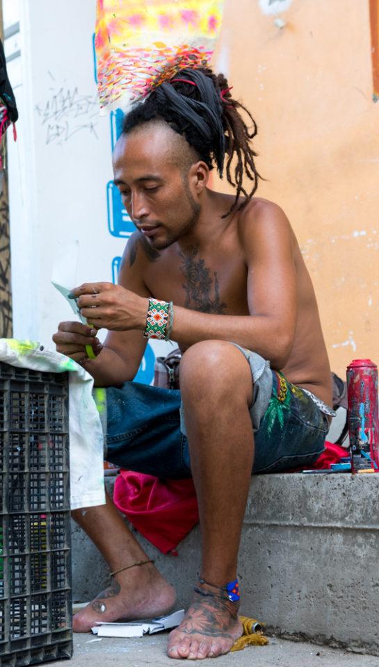 the man who crafts sayulita mexico jeffrey clarkson